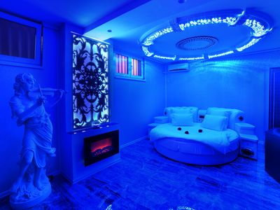 Photo for ֍Romantic apartment Spa 1 with spa facilities and a private parking֍