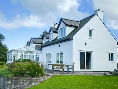 Photo for Large dog friendly house with stunning sea views - sleeps 10 (up to 8 adults)