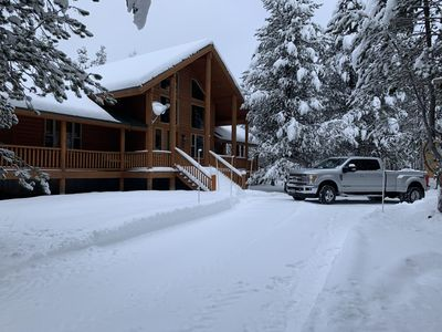 Moose Tracks Near Yellowstone. Sleeps 12