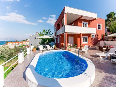 Photo for Apartment Nostra (TGR334) in Trogir - 6 persons, 2 bedrooms