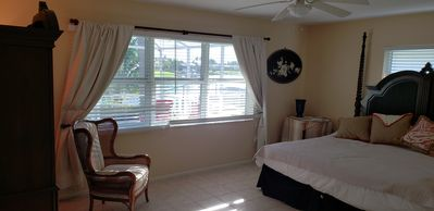 Photo for Boat, Waterfront, Larger Heated Pool, 3 bed 2 bath