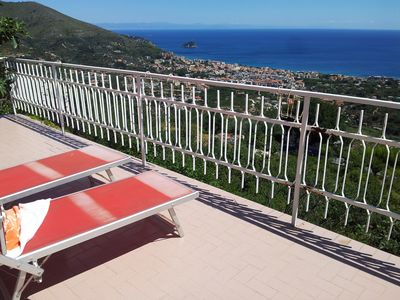 Photo for Tranquility, relaxation, terrace and spectacular views