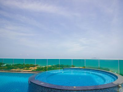Photo for Cosy Beach View Condominium 809