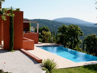 Photo for Peaceful Hideaway in the Gulf of St Tropez