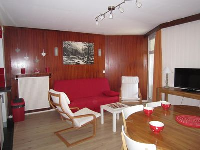 Photo for Stay in La Mongie Apartment facing the slopes
