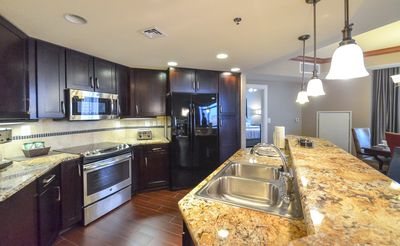 Large Spacious Kitchen, Fully Equipped