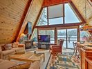 3BR Cabin Vacation Rental in Bolton, New York