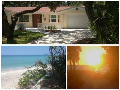Photo for Tropical Paradise!  100 Steps From Your Private Gulf Beach!!