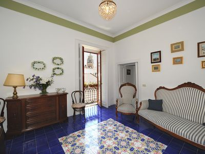 Photo for Romantic and elegant apartment with charm