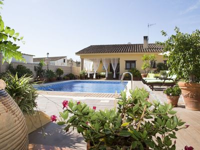 Photo for Delta del Ebro with private pool Ask about our offers