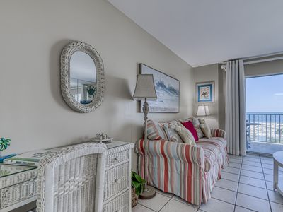 Photo for Beautiful Beach Front Condo - Newly Renovated