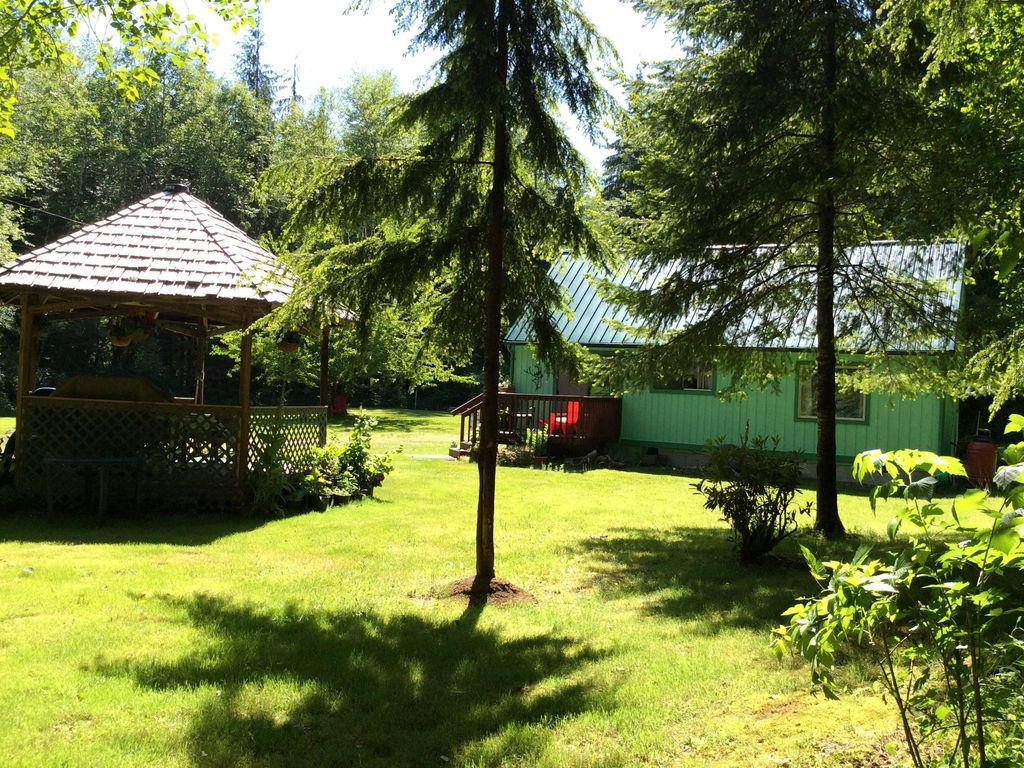 Private,Quiet,cabin,on 27 Acres, Near The Hoh Rain Forest Natu0027 L Park.