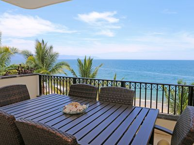 Photo for Puerto Vallarta, Romantic getaway, Steps to town, Beach, Pool, Golf, Fishing