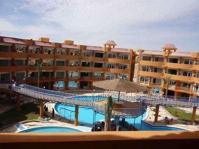 Photo for 2BR Apartment Vacation Rental in Hurghada, Rotes Meer