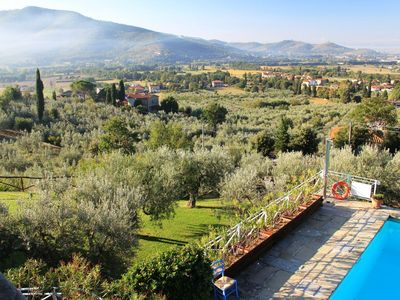 Photo for Holiday house Castiglion Fiorentino for 1 - 8 persons with 4 bedrooms - Farmhouse