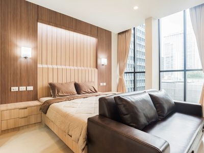 Photo for Impeccable Space Ploenchit 1BR