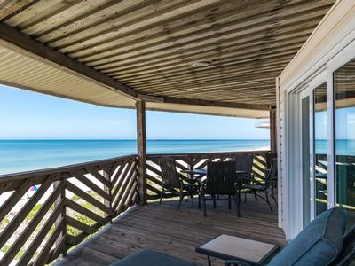 Photo for Stunning Beach Front Condo