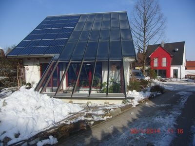 our solar power station