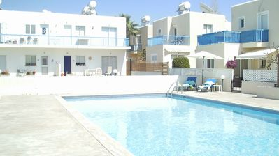 Photo for Apartment Aphrodite in Prime Location With Shared Pool