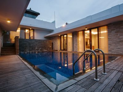 Photo for Nusa Dua Luxury Villa Three Bedrooms
