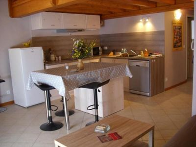 Photo for Gite Villefranche-de-Conflent, 2 bedrooms, 4 persons