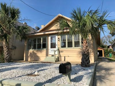 Photo for BEAUTIFULLY RENOVATED BEACH HOME WITH GARAGE - WALK TO THE BEACH