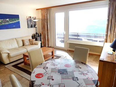 Photo for Apartment 137 m from the center of Randogne with Internet, Lift, Parking, Balcony (46167)