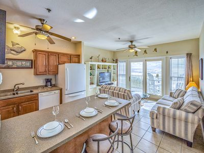 Photo for Sandalwood Sunrise - Upgraded 2 Bedroom Durant Station Condo Home in Hatteras