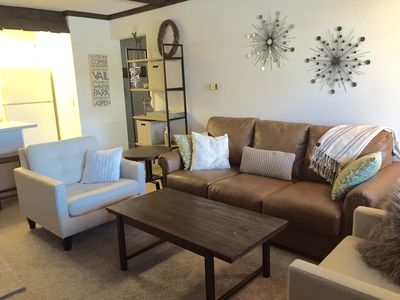 Photo for ** Riverfront & Walk to Downtown Winter Park - Perfect for Ski Vacation **