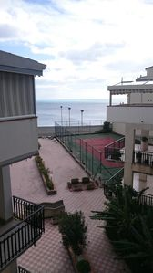 Photo for apartment by the sea with terrace