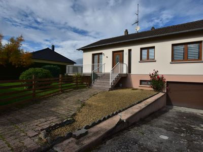 Photo for Comfortable holiday home in a beautiful residential area, Moselle department
