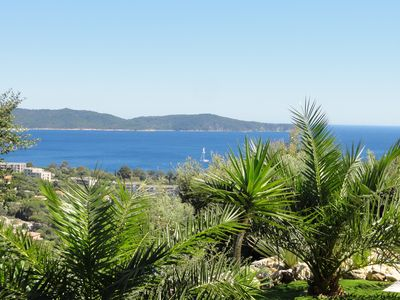 Photo for Tropical Villa - Sea View -Heated Pool 28 ° C