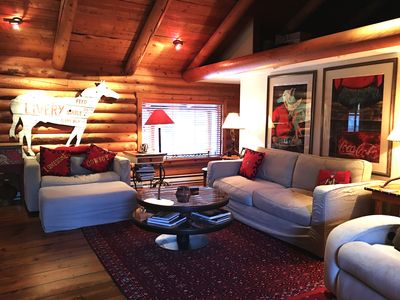 Photo for Cutest Cabin in Jackson Hole with Hot Tub