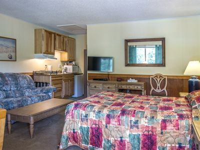 Photo for DOUBLE QUEEN SUITES WITH AMENITIES IN THE BAILEY LODGE