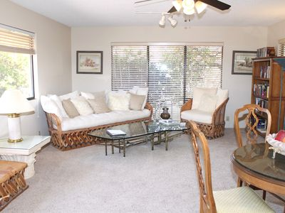 Photo for Stylish 1BR Guest House in Gated Community with Pool and Tennis