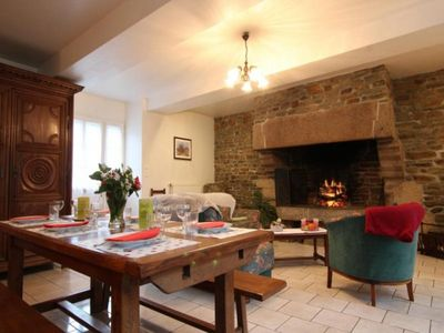 Photo for Gite Mortain, 4 bedrooms, 8 persons