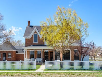Photo for Seven Gables -Listed In Historial Homes, Beautifully Restored Sleeps 12