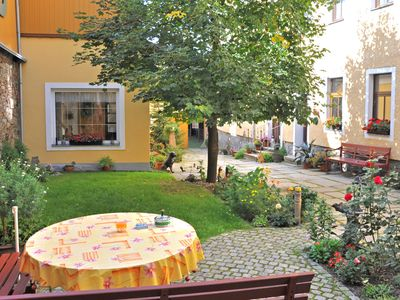 Photo for Large holiday home in historical city centre of Annaberg-Buchholz