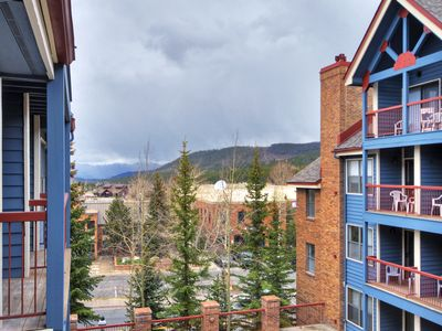 Photo for Bright Winter Stay w/Skylight 2Br/Ba Short Stroll to Main St