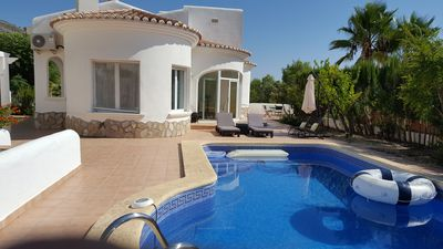 Photo for CASA LA TRANQUILIDAD a newly renovated villa in a lovely tranquil location