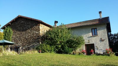 Photo for Cottage in Auvergne - Charming Family House in the Massif Central Mountains