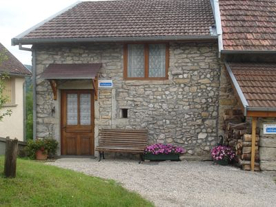 Photo for Stone house Bugey hamlet Onglas Benonces 1h lyon1h30mn d annecy
