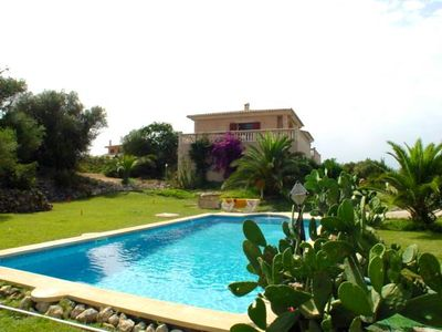 Photo for Appartement Tramuntana Oasis in Muro