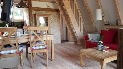 Photo for Whole hut! Cottage feeling with private sauna - completely newly furnished