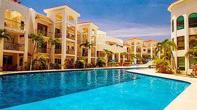 Photo for Paseo del Sol 203 coral, 3BRS Apartment in Paseo del Sol in Playacar