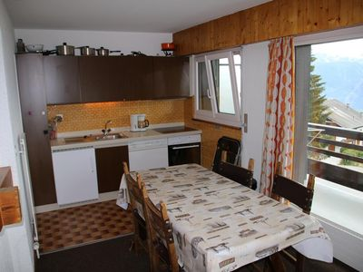 Photo for 2*, 2-room apartment (1 bedroom) for 4-6 people located in the centre of the station, 300 meters fro