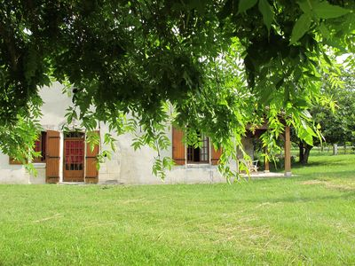 Photo for The Maison Rouge, full of charm located in the heart of the countryside south of Charente