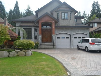 Photo for Beautiful Suite located near Vancouver Golf Course