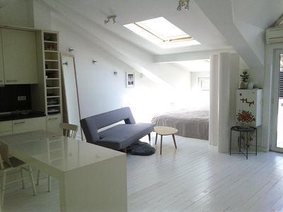 Photo for Beautiful open-space apartment by Vitosha Mountain