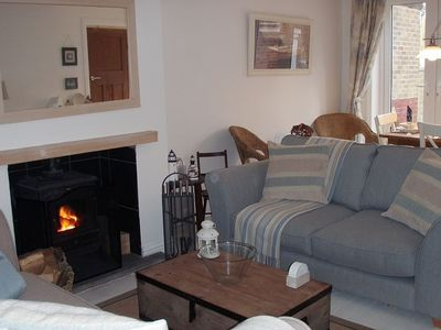 Photo for 2BR Cottage Vacation Rental in Saltfleet, Nr Louth, Lincolnshire